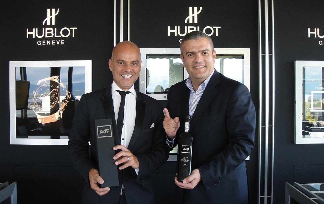 AdF & Ricardo Guadalupe CEO Hublot